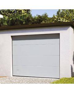Porte de garage sectionnelle plafond motorisée vous garantit un encombrement minimum tout en laissant vos murs latéraux libres. Installé par monsieur store Venelles